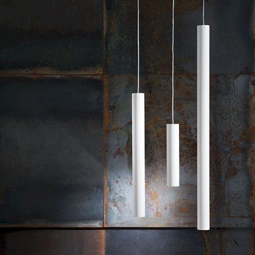 Studio italia design a tube for Suspension contemporaine